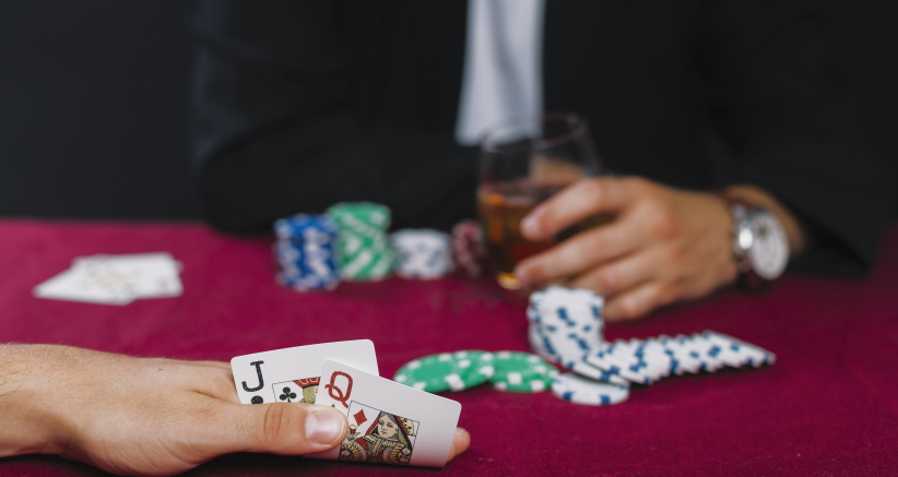 get away from gambling addiction