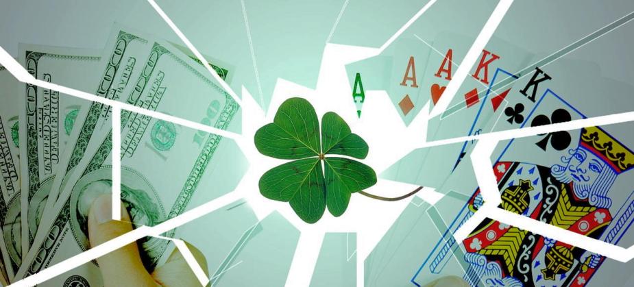 gambling superstitious behavior